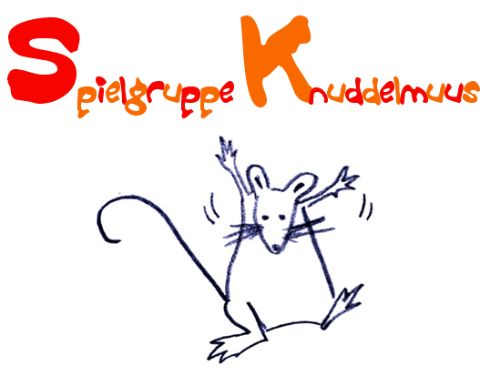 Logo Spielgruppe Knuddelmuus